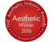 The Aesthetic Industry Awards Aesthetic Winner 2016