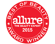 Allure Magazine The Beauty Expert Award 2015