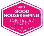 Good Housekeeoing Top-Tested Beauty Award 2016