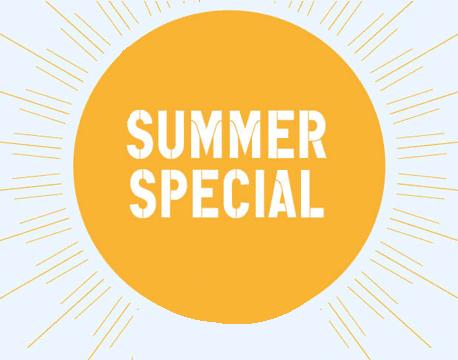 Summer specials 2