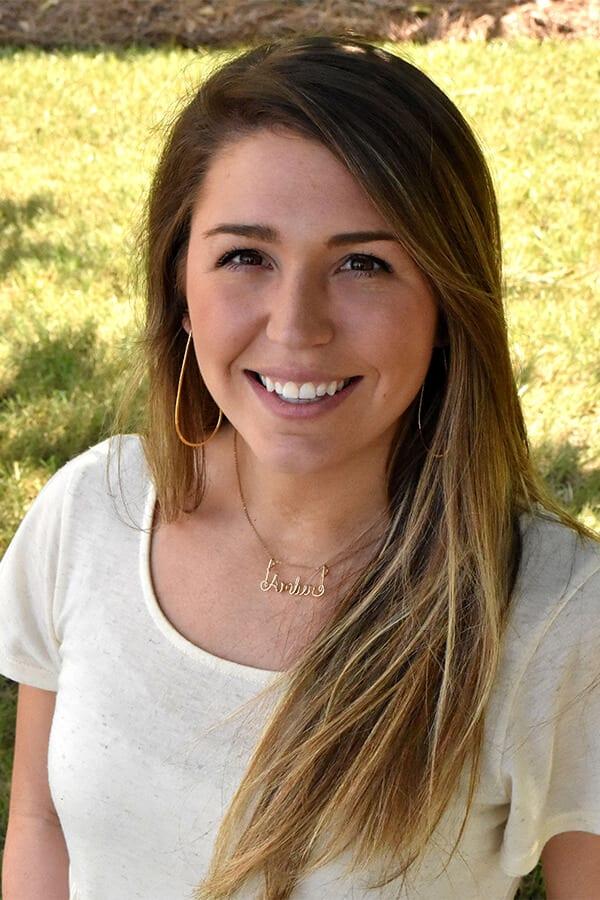 Staff photo of Amber.