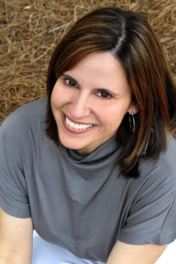Staff photo of Tracy.
