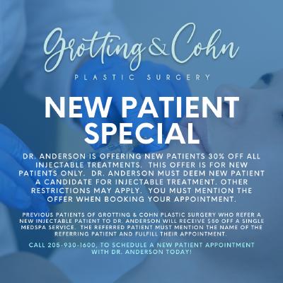 Cohn Plastic Surgery New Patient Special